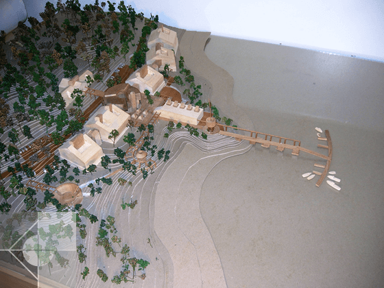 Link to Marine Research Facility Site Model Study by Phelps Architects, Inc.